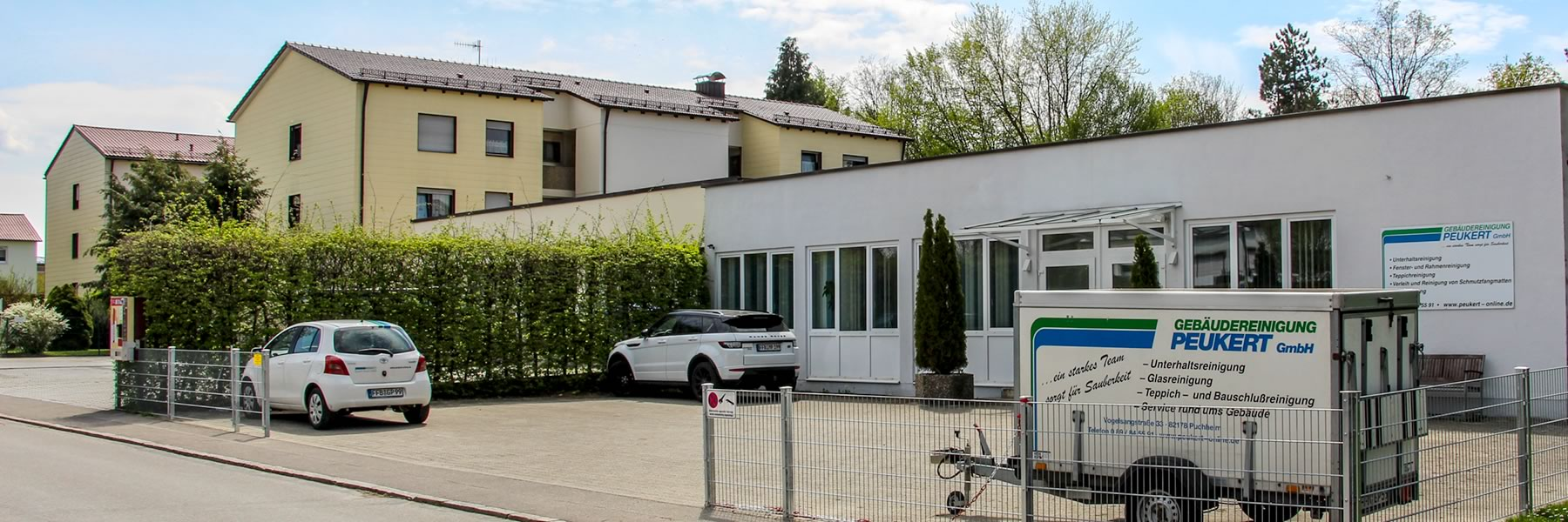 Peukert Gebäudereinigung Puchheim